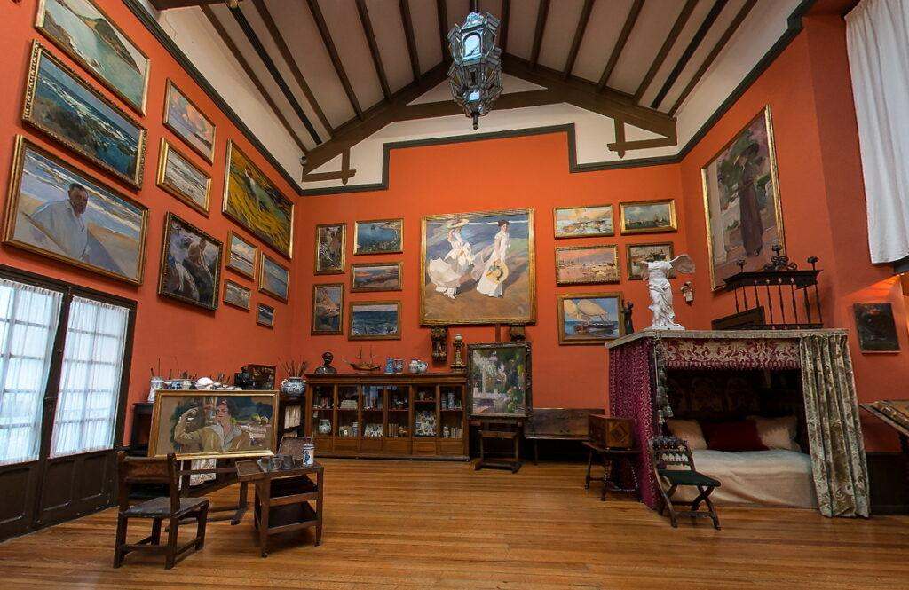 Sorolla Museum in Madrid