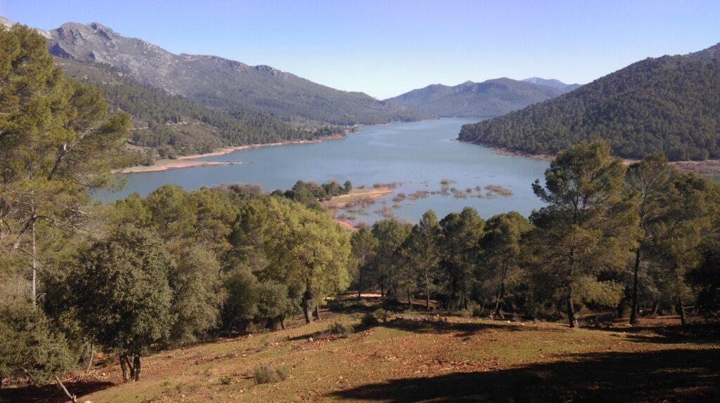 Sierra de Cazorla water