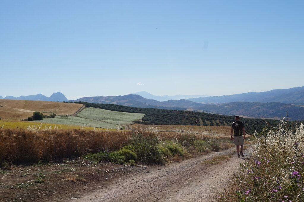 Hike in Andalucia