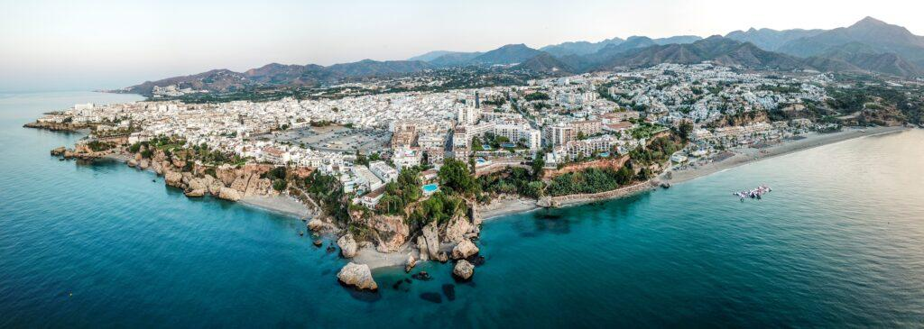 Nerja from the Air